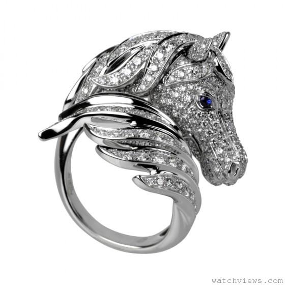 PEGASE寶馬戒指