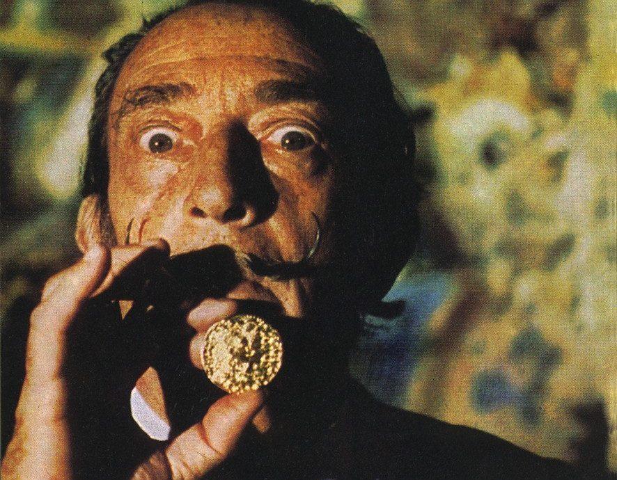 鐘錶與珠寶的藝術大師伯爵與超現實主義大師達利跨界合作Dali d'Or的金色魔幻國度