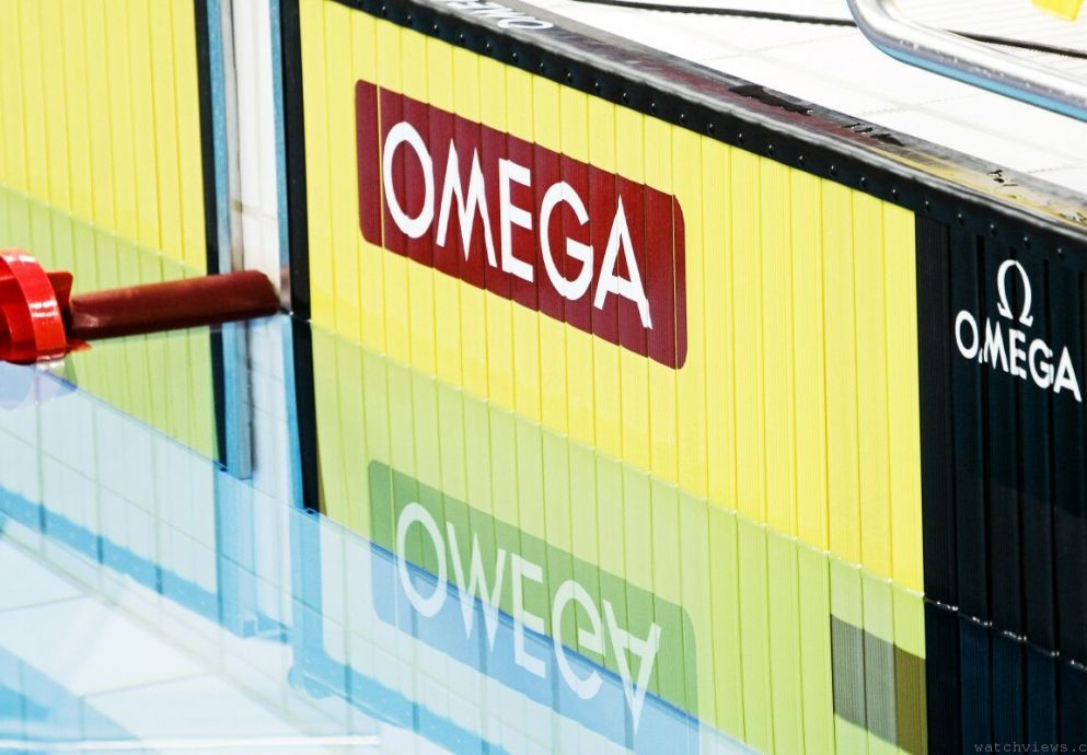 改寫奧運紀錄的計時裝置:2012年倫敦奧運OMEGA嶄新計時登場