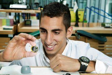 愛彼發表皇家橡樹離岸型系列布埃米Sébastien Buemi限量計時碼錶