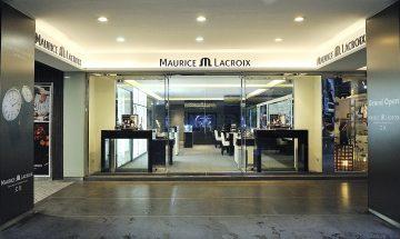 Maurice Lacroix艾美錶首間旗艦店開幕呈現經典風貌,知名導演戴立忍出席剪綵