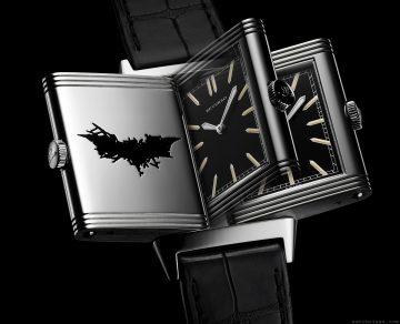 傳奇腕錶與傳奇英雄的結合:積家黑暗騎士翻轉錶Grande Reverso Ultra Thin Tribute to 1931