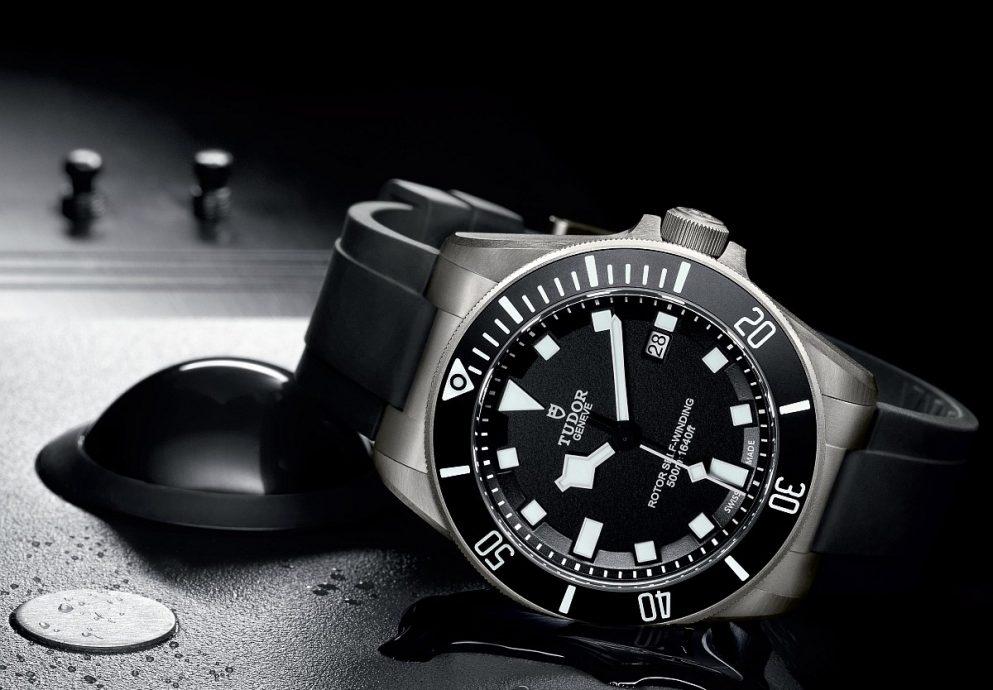 盡情投入浩瀚無垠的海洋世界:帝舵Pelagos腕錶