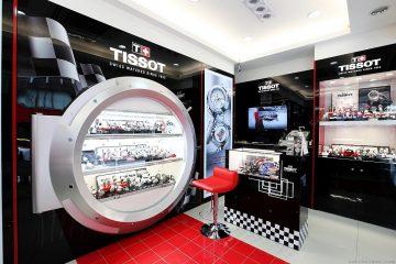 打造夏日時尚:TISSOT天梭表台北忠孝名品店重新開幕試賣