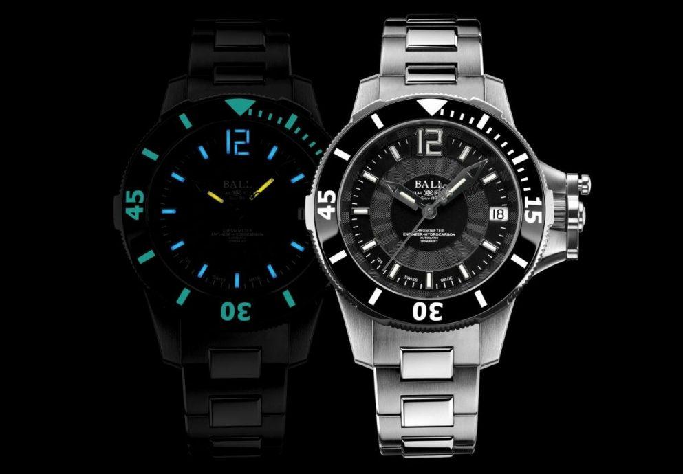 挑戰製錶技術的極限:BALL Engineer Hydrocarbon Ceramic Midsize