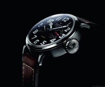 展翅高飛的激情:Zenith 2012全新Pilot飛行員腕錶系列