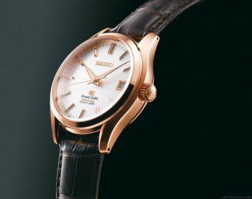 機械製錶「芯」高度:GRAND SEIKO Hi-Beat 36,000轉特別款在台限量上市