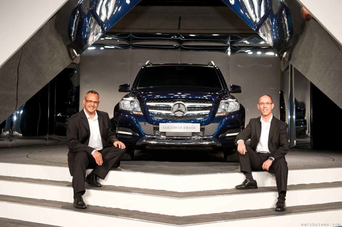 我的角度就是我的態度 :The new Mercedes-Benz GLK