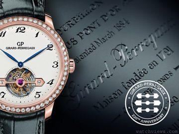 GP芝柏表經典工藝錶展,攜手高登鐘錶於9/28-10/10榮耀展出精湛製錶工藝