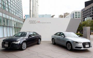 Audi 首部油電複合動力車─A6 hybrid 登台上市