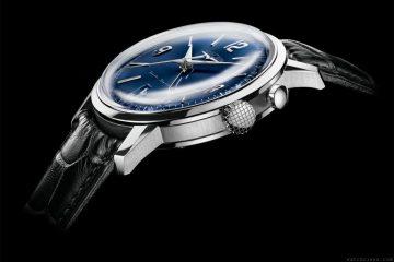 展現爵士樂韻之優雅風度:Vulcain 50s Presidents' Watch – Herbie Hancock限量系列