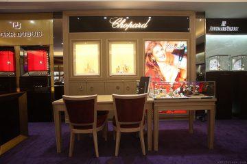 金光鐘錶2012蕭邦珠寶暨腕錶展