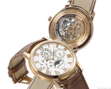 頂級製錶完美呈現:愛彼錶複雜功能盛宴9/27~10/1於寶鴻堂鐘表台北旗艦店盛大開展