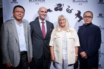 以全新製錶工藝向中華文化致敬:Blancpain寶鉑發表首只搭載傳統農民曆錶款