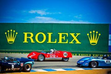 Rolex Monterey Motorsports Reunion勞力士蒙特雷老爺車大賽圓滿結束,逾550輛經典老爺車競逐本屆賽事