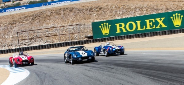 The Shelby Cobra Daytona Coupe Leads the Way