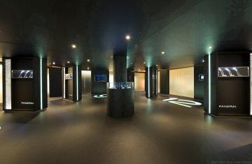 沛納海2012年全新錶款鑑賞展將於11月7日至13日,在台北101購物中心四樓都會廣場舉行