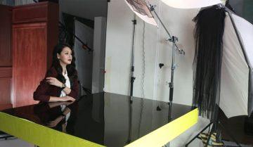 完美女伶 優雅臨現:大S徐熙媛演繹2012天梭表全新形象廣告