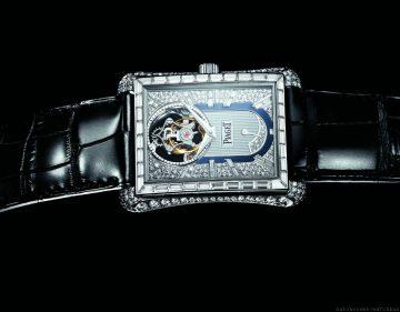 Piaget伯爵陀飛輪腕錶展,探索超卓不凡機械工藝的華麗美學