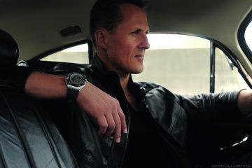 愛彼發表Michael Schumacher麥可‧舒馬克皇家橡樹離岸型限量計時碼錶