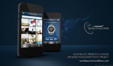 從影像中環遊世界:The Montblanc Worldsecond共享你與世界同步看見的一秒