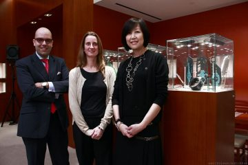 劇場般的精緻工藝:Kiki愛馬仕展示櫥窗2012年12月8日至2013年2月24日在臺北101旗艦店世界首展