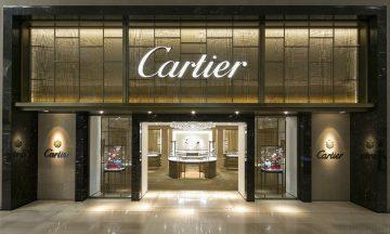 Cartier卡地亞高雄漢神專賣店 重新開幕
