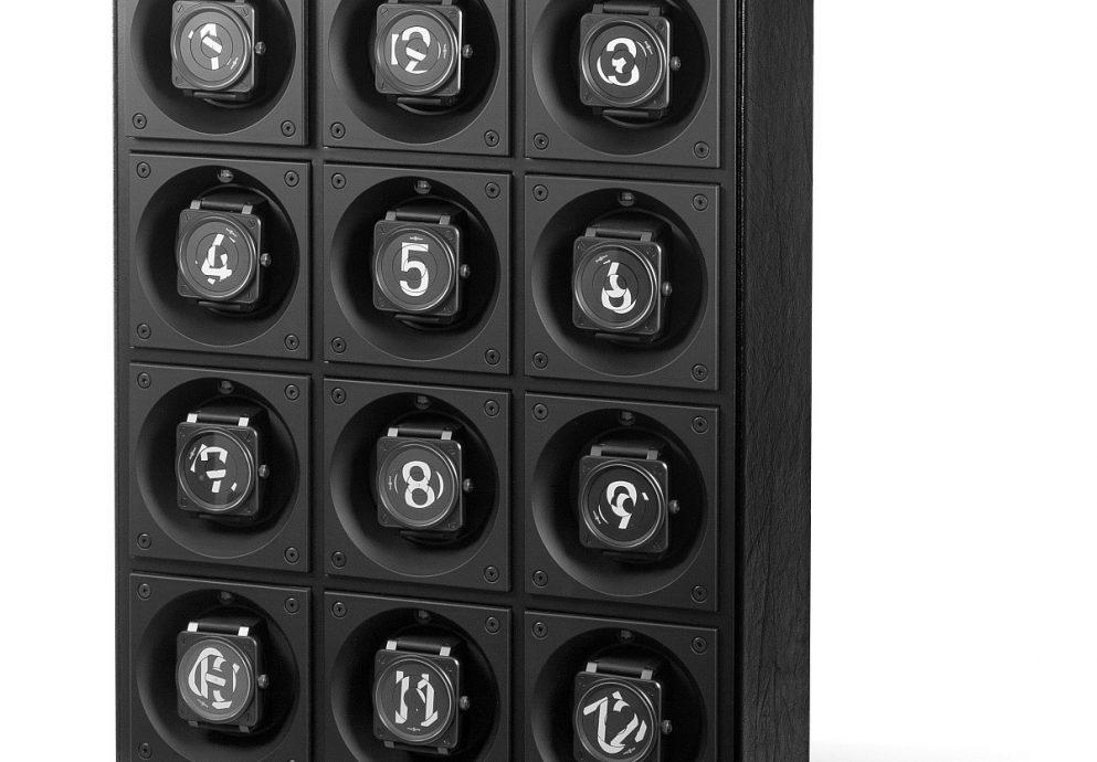 抽象描繪時間流逝之美:Bell Ross Twelve O'CLOCK高登鐘錶獨家限量套錶