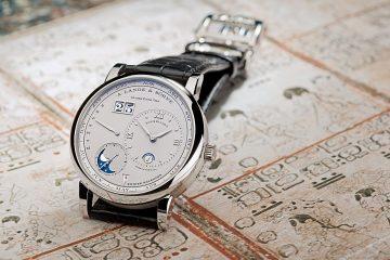 新世紀的序幕:朗格Lange 1 Tourbillon Perpetual Calendar腕錶