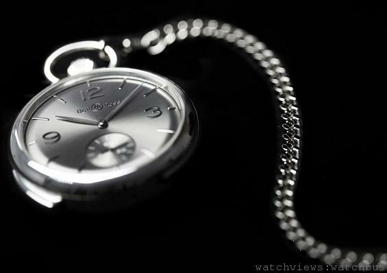 Bell & Ross發表抗氧化鍺銀合金腕錶系列PW1 & WW1 ARGENTIUM
