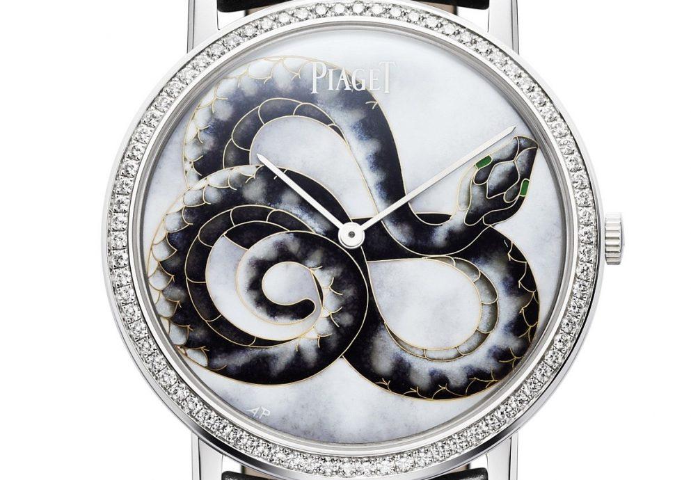 恒久工藝歡慶中國蛇年:Piaget Altiplano Chinese Zodiac Snake