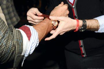 愛彼Audemars Piguet參與紐約時裝週,呈獻麥克.巴斯蒂安Michael Bastian  2013年秋冬系列