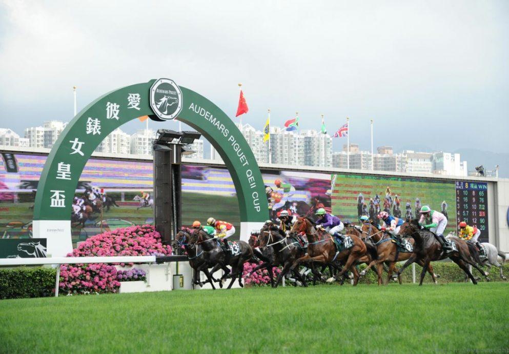 歡慶愛彼錶女皇盃15周年,購買兩只愛彼錶女皇盃限量錶款即可受邀到香港親身體會女皇盃賽馬活動
