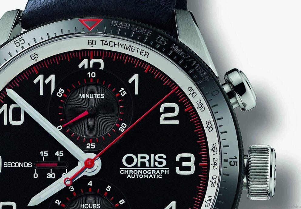 令人屏息的精緻工藝:Oris Calobra限量錶