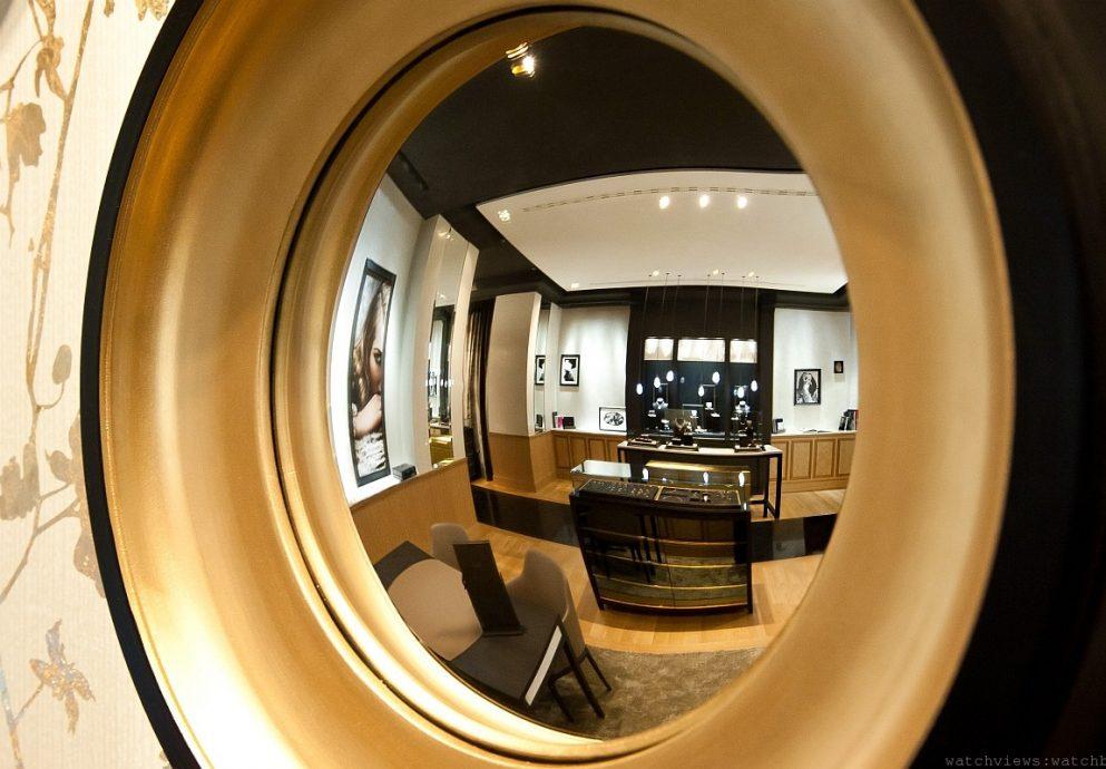 嶄新建築格局呈現極致奢華體驗與服務:Piaget伯爵台北101精品店 璀璨開幕