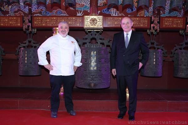 O'Clock Exhibition - Mr. Angelo Bonati & Chef Umberto Bombana at Tai Mia