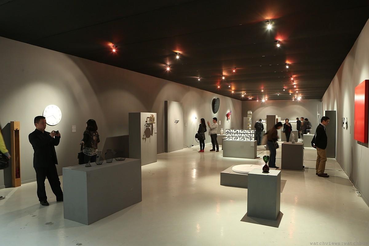 沛納海攜手Triennale Design Museum舉辦「時間–時間設計、設計時間」展覽