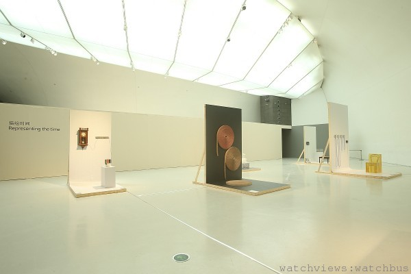 O'Clock Exhibition - Section 3 - Representing Time
