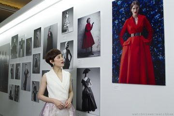 Dior Couture by Patrick Demarchelier向Dior 高級訂製服致敬攝影展