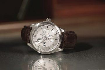 一瞥時光走廊:寶齊萊Manero馬利龍PowerReserve動力儲存腕錶