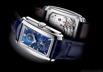 綿綿動力,超越一週:百達翡麗Gondolo 編號5200 八日動力儲備兼星期與日期顯示腕錶