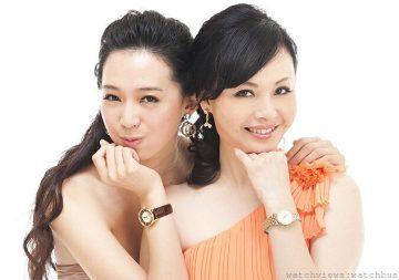 2013 母親節精選獻禮:MIDO美度表瑰麗風情 Baroncelli永恆系列