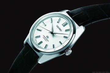 誌賀SEIKO腕錶製作100週年紀念,精工推出Grand Seiko經典收藏錶款「44GS」限定版