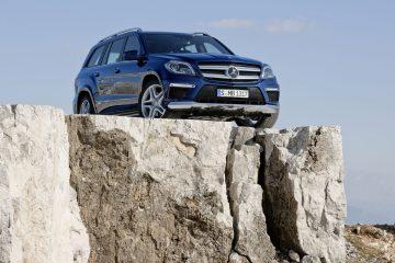Mercedes-Benz The new GL榮華登台:尊榮所向靜顯氣度,性能與舒適的完美和解