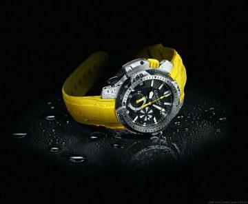 專業潛水員的專屬配錶:Graham Chronofighter Prodive腕錶