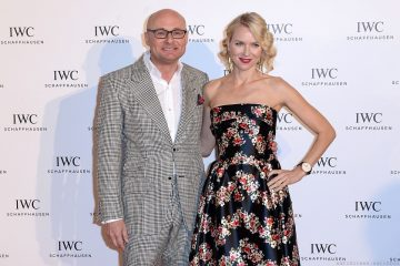 IWC傑出電影人大獎於坎城再度揭曉
