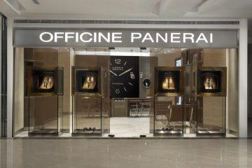 PANERAI沛納海慶祝台灣第三間專賣店於台北微風廣場開幕