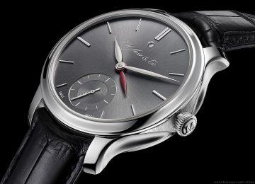 H. Moser & Cie. NOMAD雙時區腕表