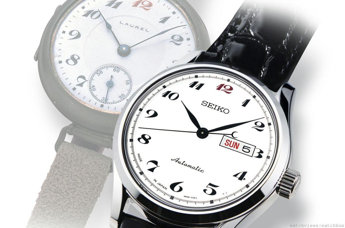 SEIKO自製腕錶100週年紀念錶款,PRESAGE與BRIGHTZ百年限定款全新上市