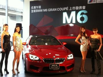 剽悍性能 豪華車室-全新BMW M6 GRAN COUPE霸氣登場